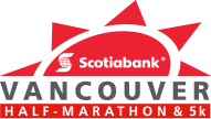 Scotiabank Vancouver Half Marathon & 5k Charity Challenge