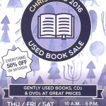 Friends Christmas Book Sale!