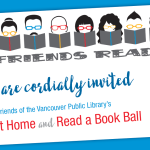 Stay at Home and Read a Book Ball
