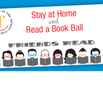 Stay at Home and Read a Book Ball-The Wonder