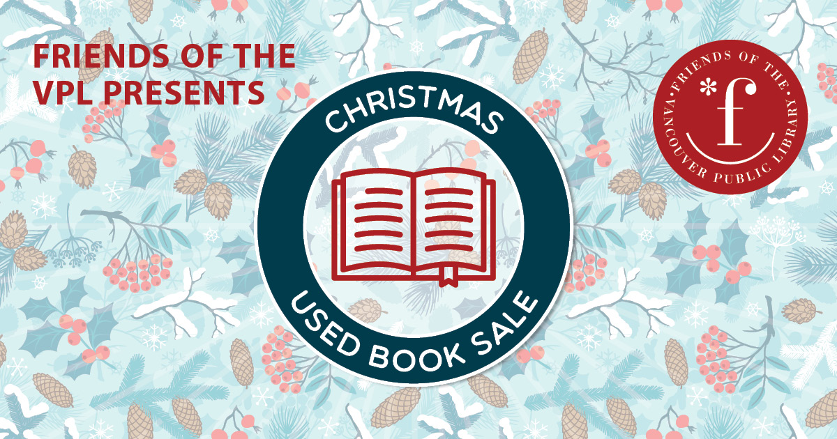 Friends of the VPL Christmas Used Book Sale
