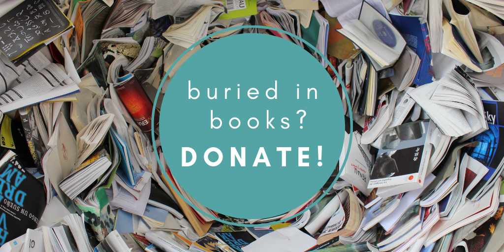 Book Donation Locations