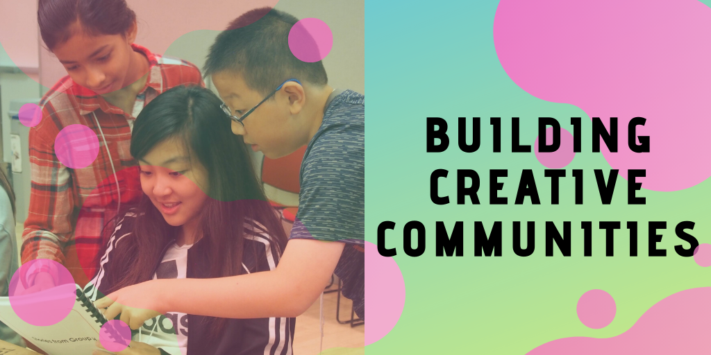 Build Creative Communities with Friends
