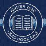 Winter Used Book Sale – January 2020