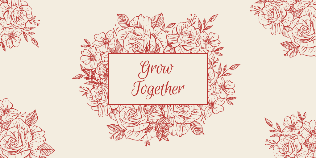 Grow Together at the Library