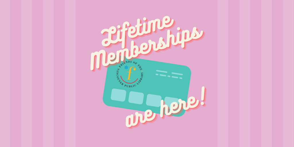 Lifetime Memberships Are Here!