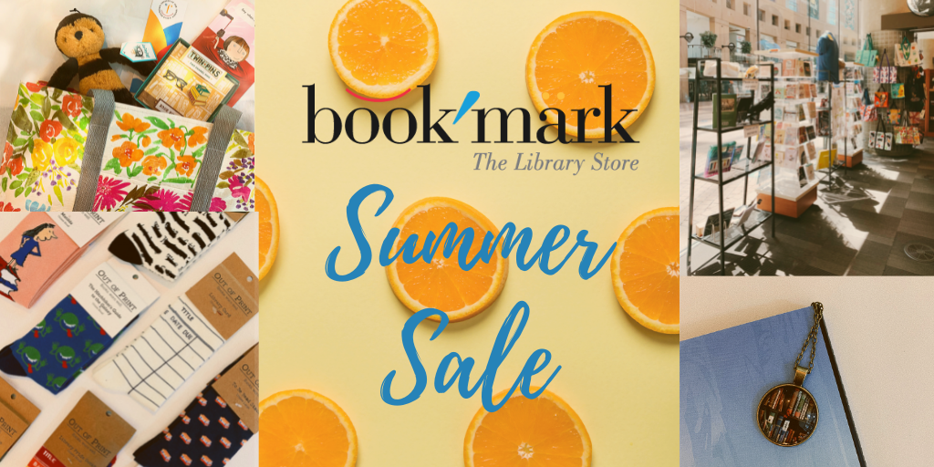 Time for the Summer Sale!