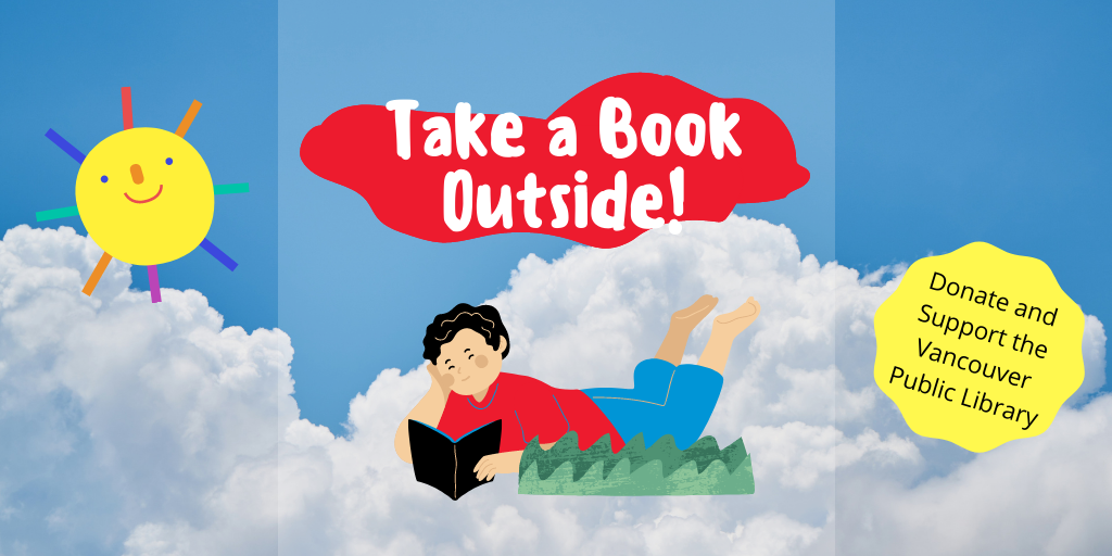 Take a Book Outside!
