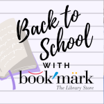 Go Back to School with book'mark!