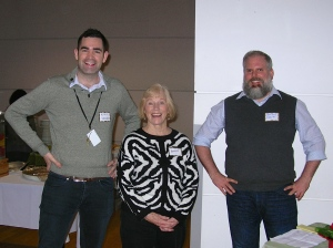 Peter,Bertha&Mike