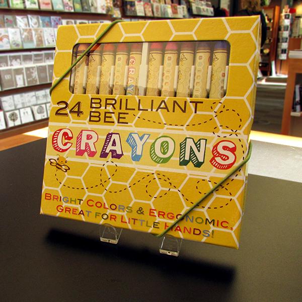 Brilliant Bee Crayons