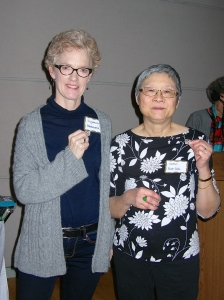 volunteersSuzanne&Karen